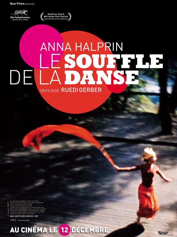 Anna Halprin : le souffle de la danse. Docs au Vox le Dimanche 20 Juin à 18h