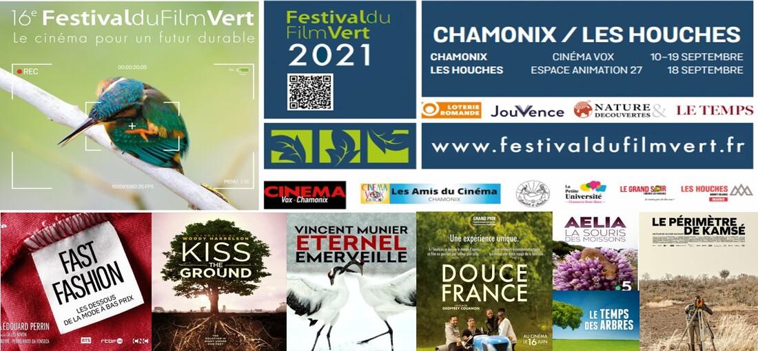 16eme Festival du Film Vert